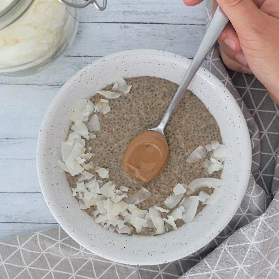 Chia pudding au CocoNut