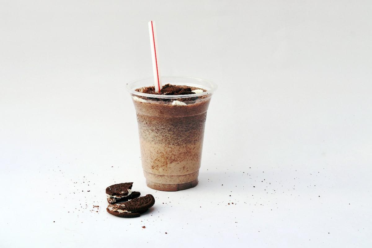 Milkshake au Croustinut