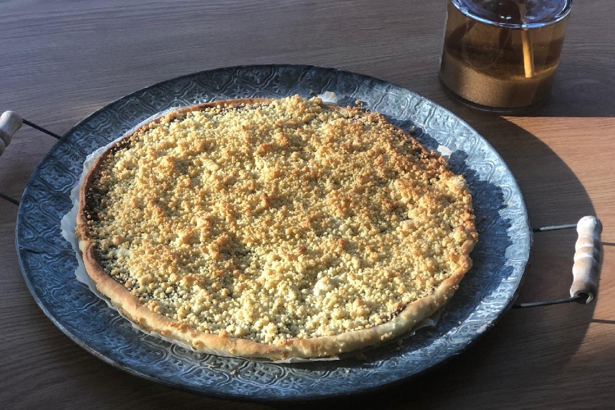 Tarte Crumble au ChokeNut